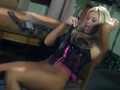 Pornstar Ashton Moore Erotic Spanking Movie